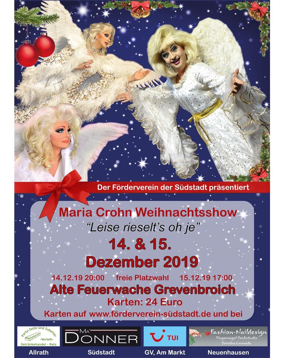 Maria Crohn 2019
